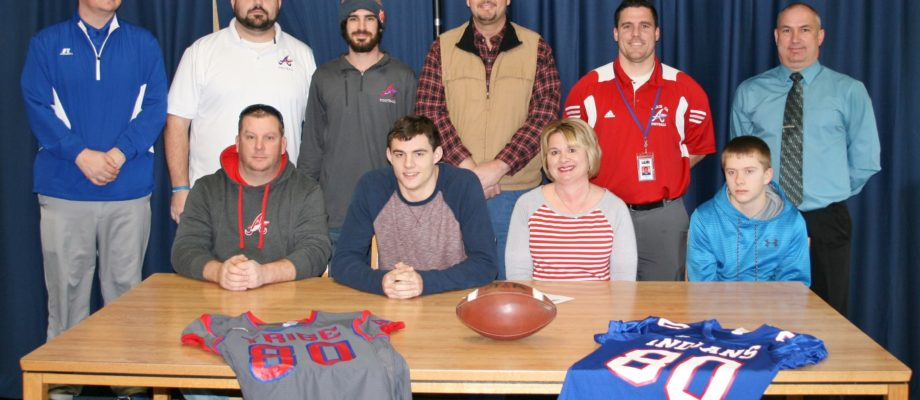 Feese Signs with Kentucky Christian University