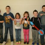 ACPC Students Use Household Items to Make Musical Instruments