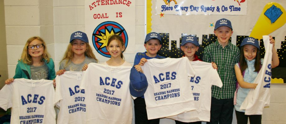 Reading Madness Wraps Up at ACES