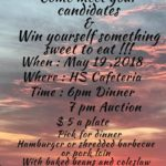 ACHS Football Hosts Meet the Candidates Dinner and Auction