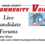 Voice/The Wave Candidate Forums Begin Monday