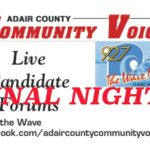 Final Night for the Wave/Community Voice Forums: US Congressman; Mayor; Judge Executive Candidates