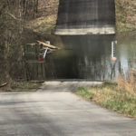 Snake Creek bridge is still closed