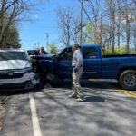 Burkesville Street Accident